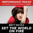 Britt Nicole Set The World On Fire