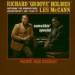 """Richard """"Groove"""" Holmes Something Special"""