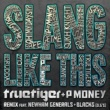 True Tiger Slang Like This (feat. P Money) [Radio Edit]