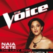 Naia Kete The Lazy Song [The Voice Performance]