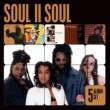 SOUL II SOUL 5 Album Set [Club Classics Vol 1/Volume II/Volume III/Volume V/The Club Mix Hits]
