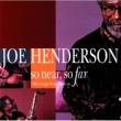 Joe Henderson So Near, So Far (Musings For Miles)