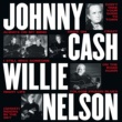 Johnny Cash/Willie Nelson Crazy [Live]