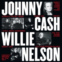 Johnny Cash/Willie Nelson Funny How Time Slips Away [Live]