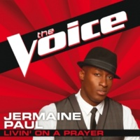 Jermaine Paul Livin' On A Prayer [The Voice Performance]