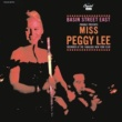 Peggy Lee Basin Street East Proudly Presents Miss Peggy Lee