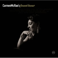 Carmen McRae I Was Doing All Right
