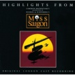 Original London Cast Of Miss Saigon The Morning Of The Dragon [Original London Cast Recording/1989]