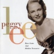Peggy Lee Rare Gems And Hidden Treasures