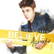 Justin Bieber ビリーヴ~アコースティック