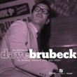 Dave Brubeck The Definitive Dave Brubeck on Fantasy, Concord Jazz, and Telarc