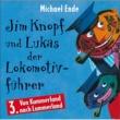 Michael Ende 03: Jim Knopf und Lukas der Lokomotivführer (Hörspiel) [Von Kummerland nach Lummerland]