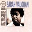 Sarah Vaughan VERVE JAZZ MASTERS/ダ