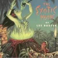 Les Baxter High Priest Of The Aztecs / Pyramid Of The Sun (1996 Digital Remaster)