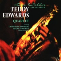 Teddy Edwards Quartet If We Ever Said Good Bye