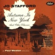 Jo Stafford Autumn In New York