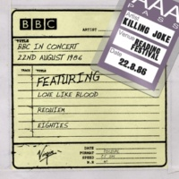 Killing Joke Chessboards (BBC In Concert - 22nd August 1986)