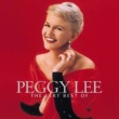 ペギー・リー The Very Best Of Peggy Lee