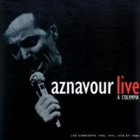 Charles Aznavour Parce que (live Olympia 80)