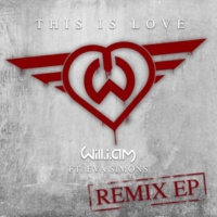 ウィル・アイ・アム/エヴァ・シモンズ This Is Love (feat.エヴァ・シモンズ) [Afrojack Remix]