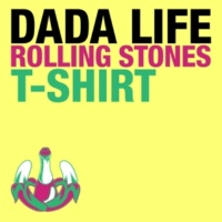Dada Life Rolling Stones T-Shirt [Chuckie Extended Remix]