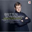 Frank Peter Zimmermann シマノフスキ&ブリテン:ヴァイオリン協奏曲
