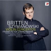 Frank Peter Zimmermann ヴァイオリン協奏曲第1番 作品35 ヴィヴァーチェ(ア・テンポ)