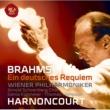 Nikolaus Harnoncourt ブラームス:ドイツ・レクイエム