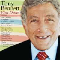 Tony Bennett アイ・ウォナ・ビー・アラウンド  duet with リカルド・アルホナ