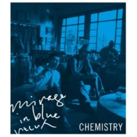 CHEMISTRY mirage in blue