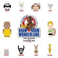 TEAM BOOTCAMP featuring Commander Billy BILLY'S BOOTCAMPオフィシャル・テーマソング BOOM BOOM WONDERLAND