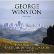 George Winston ラヴ・ウィル・カム~ザ・ミュージック・オブ・ヴィンス・ガラルディ Vol.2