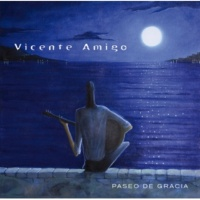 Vicente Amigo 青とコリント