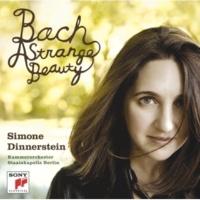 Simone Dinnerstein クラヴィーア協奏曲第5番ヘ短調BWV1056 第3楽章