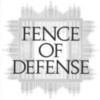 FENCE OF DEFENSE STRANGE BLUE