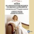Sabine Meyer/Herbert Blomstedt Concerto for Clarinet and Orchestra No. 1 in F minor J114 (Op. 73): Allegro