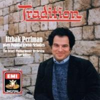 Itzhak Perlman/Dov Seltzer/Israel Philharmonic Orchestra Reyzele