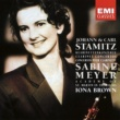 Sabine Meyer/Academy Of St. Martin In The Fields/Iona Brown Carl & Johann Stamitz: Klarinettenkonzerte