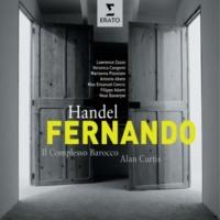 """Alan Curtis Fernando, rè di Castiglia, HWV 30, Act 2 Scene 9: Recitativo, """"Il genitore in dulci figlio"""" (Isabella, Fernando, Elvida)"""