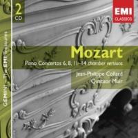 Jean-Philippe Collard/Quatuor Muir Piano Concerto No. 6 in B flat K238 (1988 Remastered Version): I. Allegro aperto - Cadenza - Tempo I