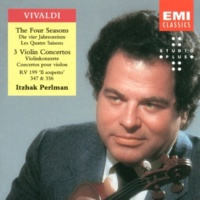 Itzhak Perlman/Israel Philharmonic Orchestra Concerto in A minor, RV. 356 (1987 Remastered Version): I - Allegro