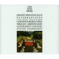 """Gustav Leonhardt Cantata No.134 Ein Herz, das seinen Jesum lebend weiss BWV134 : VI Chorus - """"Erschallet, ihr Himmel, erfreue dich, Erde"""" [Choir]"""