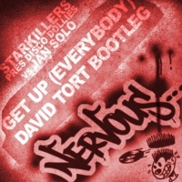 Starkillers pres Disco Dollies vs Jan Solo Get Up (Everybody) David Tort Bootleg