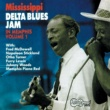 Various Artists Mississippi Delta Blues Jam In Memphis