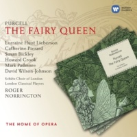 Catherine Pierard/Susan Bickley/London Classical Players/Sir Roger Norrington The Fairy Queen Z629, ACT 5: Duet: Turn then thine eyes (CP/SB)