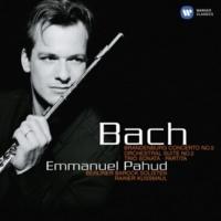 Emmanuel Pahud/Rainer Kussmaul/Berliner Barock Solisten Brandenburg Concerto No. 5 in D BWV1050: III. Allegro
