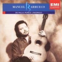 Manuel Barrueco Tres piezas españolas: Zapateado: Allegro