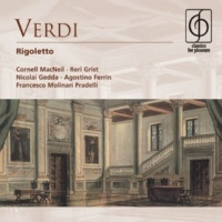 Francesco Molinari Pradelli/Coro del Teatro dell'Opera, Roma/Orchestra del Teatro dell'Opera, Roma Rigoletto [Acts II & III]: Cortigiani, vil razza dannata (Rigoletto)