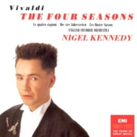 "Nigel Kennedy/Charles Tunnell/Olga Hegedus/Ivor Bolton/John Constable/Robin Jeffrey/David Miller/English Chamber Orchestra Violin Concerto in G Minor, RV 315 ""L'estate"" (No. 2 from ""Il cimento dell'armonia e dell'inventione"", Op. 8): II. Adagio"