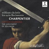 """William Christie/Les Arts Florissants Judicium Salomonis, histoire sacr'e, H. 422: Prima Pars, 3. Trio """"Et rex similiter valde laetatus est"""" (Populus 1, Populus 2, Populus 3)"""